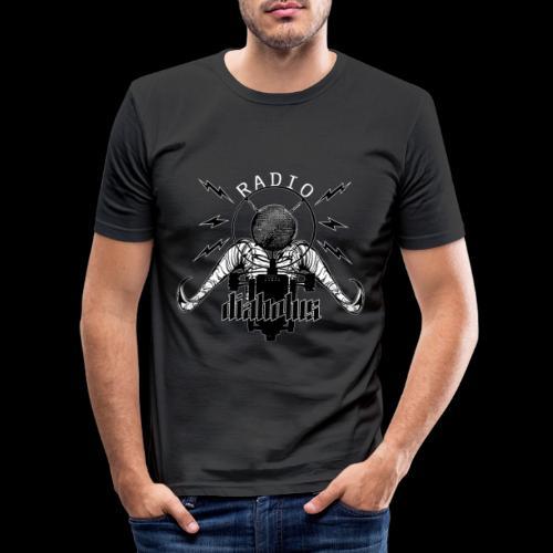 04 - Men's Slim Fit T-Shirt