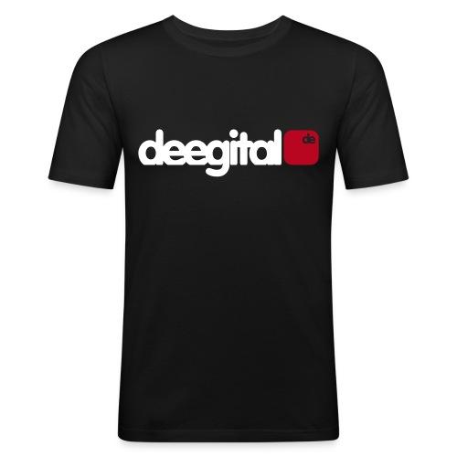 spreadshirtdgtl - Männer Slim Fit T-Shirt