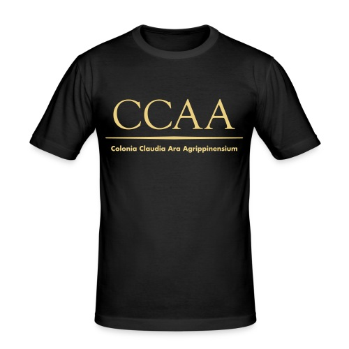 CCAA (Köln, Latein) - Männer Slim Fit T-Shirt