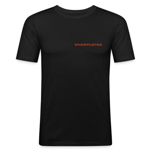 UNDEPLOYED - Männer Slim Fit T-Shirt
