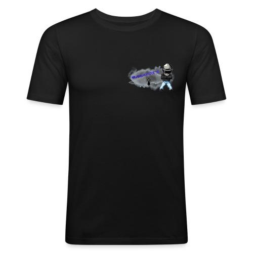 Logo - T-shirt près du corps Homme