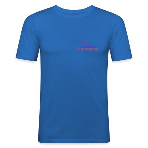 PATACCA PRODUCTION - Maglietta aderente da uomo