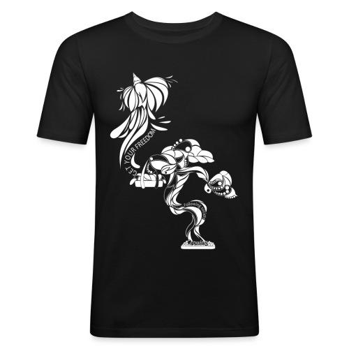 Get Freedom - Camiseta ajustada hombre