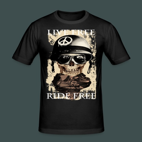 ride - Männer Slim Fit T-Shirt