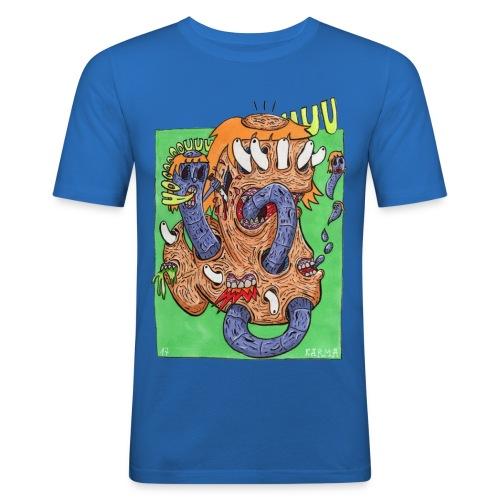 Vermulet Youhouuuuuuu - T-shirt près du corps Homme