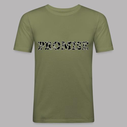 PROMISE - Men's Slim Fit T-Shirt