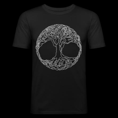 Tree of Life - Men's Slim Fit T-Shirt