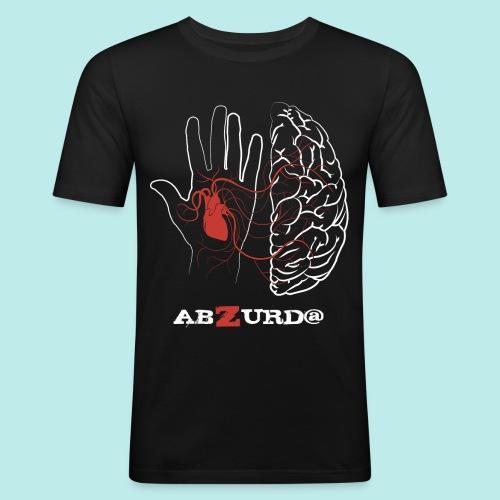 Zurd@s absurd@s - Camiseta ajustada hombre