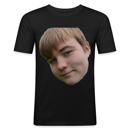 adam - Slim Fit T-shirt herr