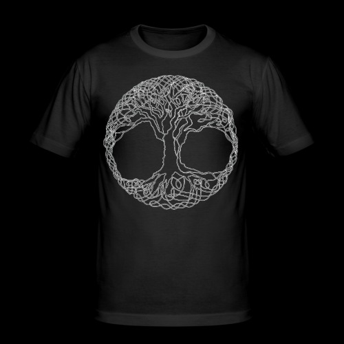 Tree of Life - Men's Slim Fit T-Shirt