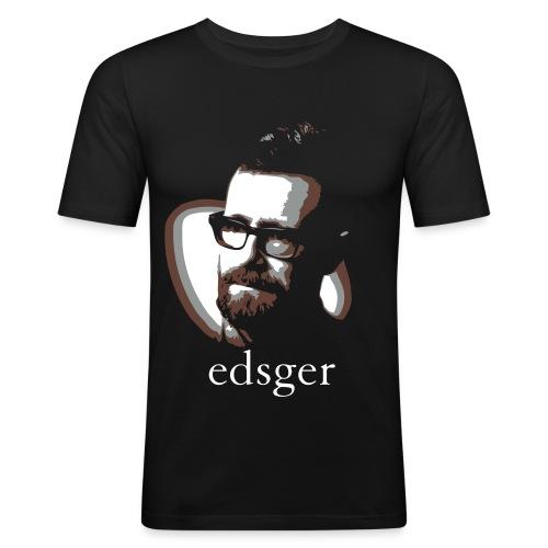edsger - Men's Slim Fit T-Shirt