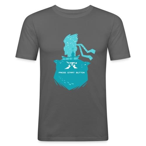 Shadow Moses - Men's Slim Fit T-Shirt
