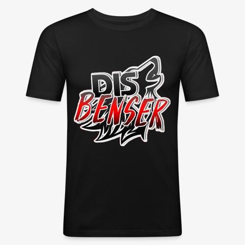 Le DisBenser - Miesten tyköistuva t-paita
