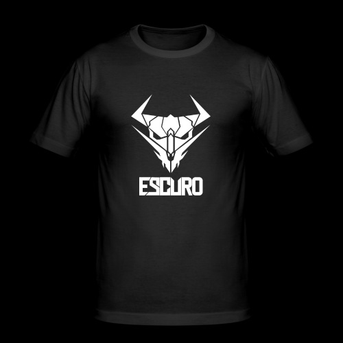 Escuro Merchandise - Mannen slim fit T-shirt
