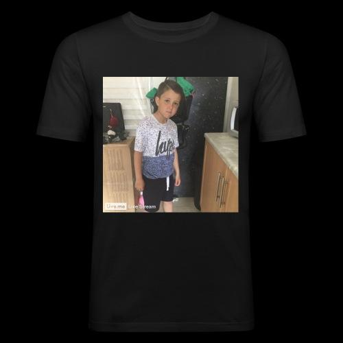 IMG 0463 - Men's Slim Fit T-Shirt