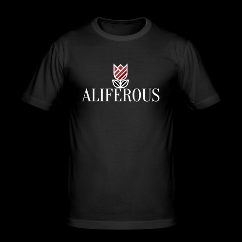 Aliferous - Men's Slim Fit T-Shirt