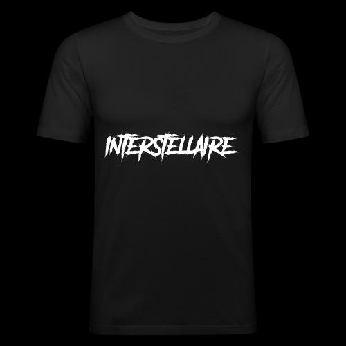 Interstellaire - T-shirt près du corps Homme