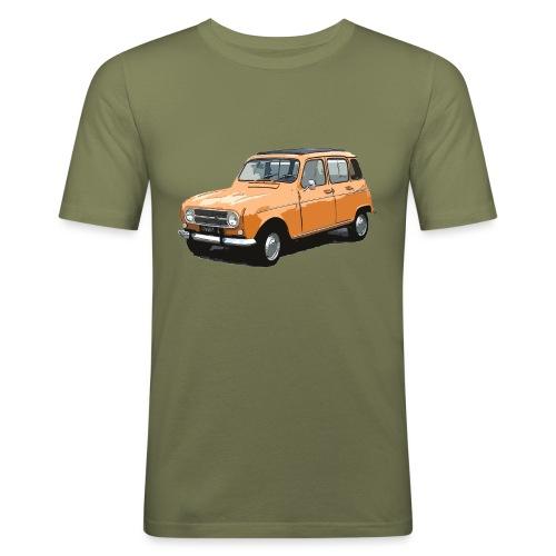My Fashion 4l - T-shirt près du corps Homme