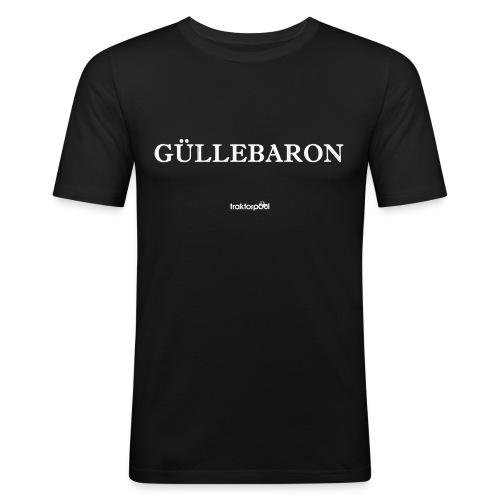 Güllebaron - Männer Slim Fit T-Shirt