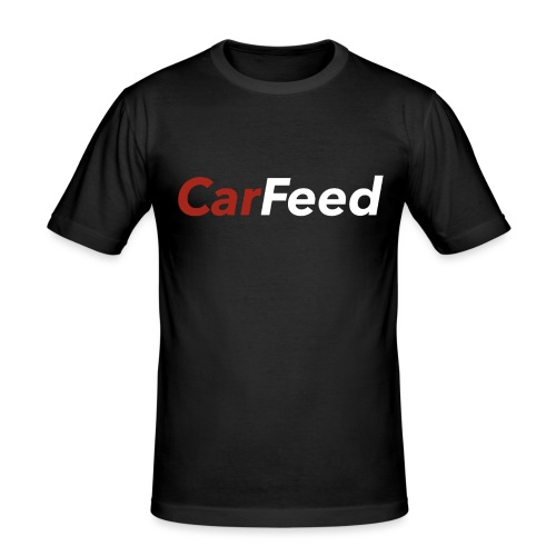 CarFeed - Men's Slim Fit T-Shirt
