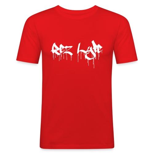 Rez Lyfe - Miesten tyköistuva t-paita