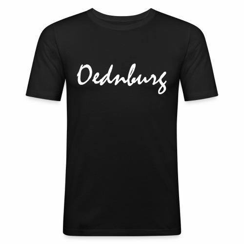 Oednburg Wit - slim fit T-shirt