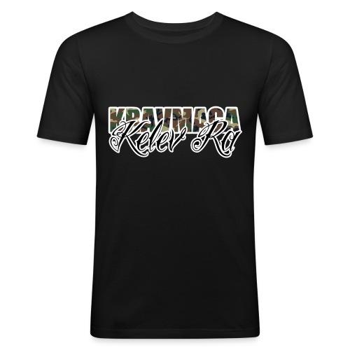 kelevra png - Männer Slim Fit T-Shirt