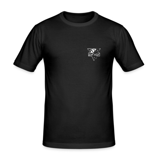 LONE WOLF - Camiseta ajustada hombre