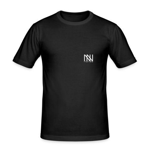 noree merch - Slim Fit T-shirt herr
