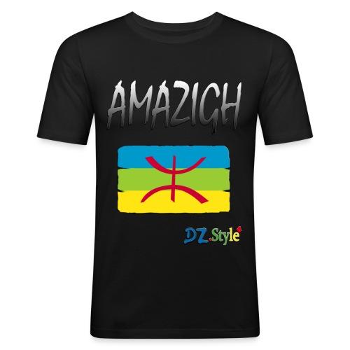amoufid - T-shirt près du corps Homme