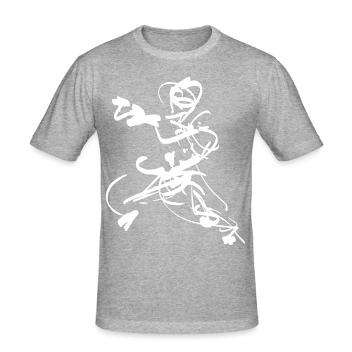 mantis style - Men's Slim Fit T-Shirt