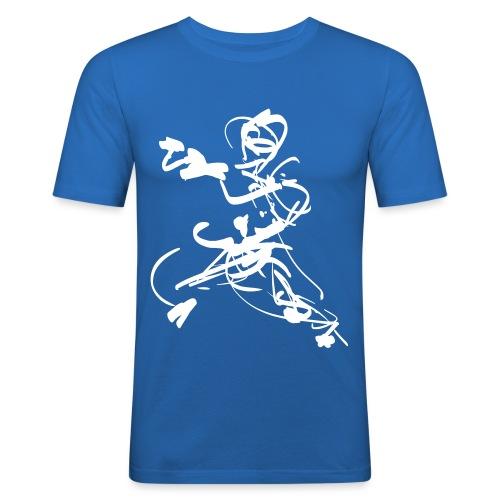 mantis style - Men's Slim Fit T-Shirt