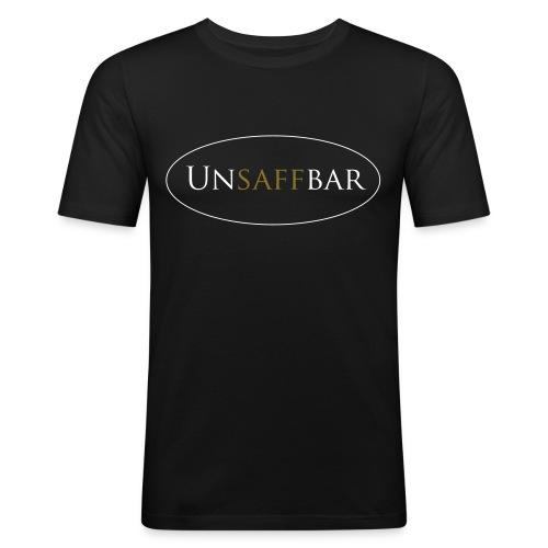 unsaffbar - Männer Slim Fit T-Shirt