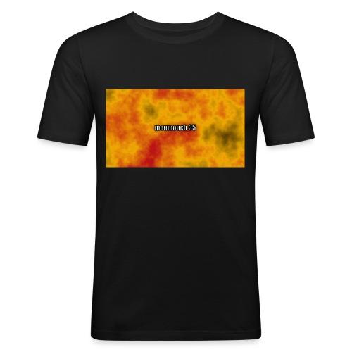 moumouch - T-shirt près du corps Homme