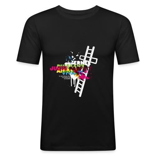 visu3 - T-shirt près du corps Homme