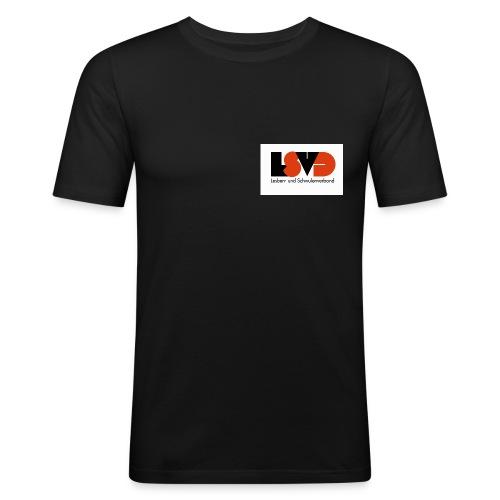 lsvd - Männer Slim Fit T-Shirt
