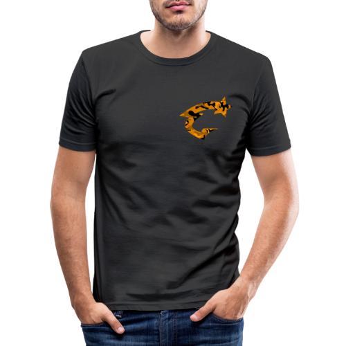 STAR GAME CREW GENERAION EMBLEME 4 - T-shirt près du corps Homme