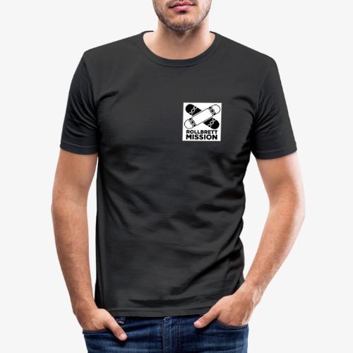 KuBuS - Männer Slim Fit T-Shirt