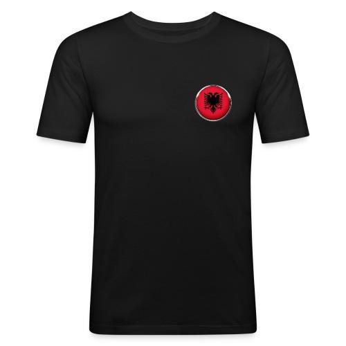 Albania - Men's Slim Fit T-Shirt