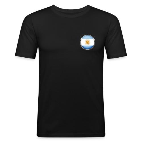 Argentina - Men's Slim Fit T-Shirt