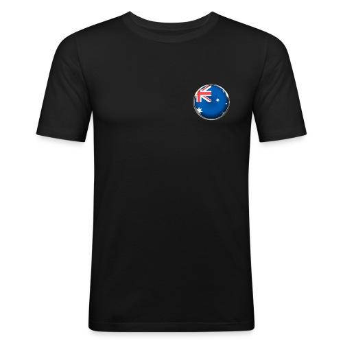 Australia - Men's Slim Fit T-Shirt