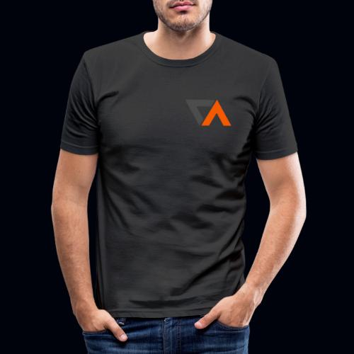 CA TEAM LOGO - Men's Slim Fit T-Shirt