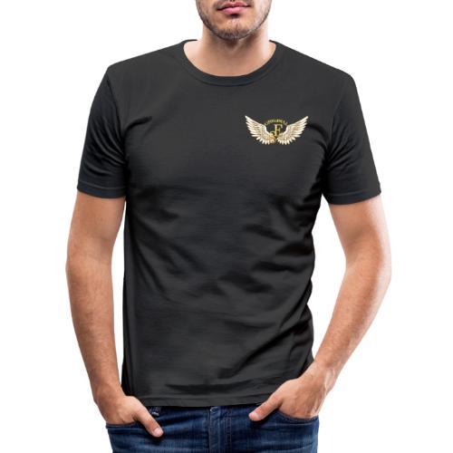 Ehrensquad.eu - Männer Slim Fit T-Shirt