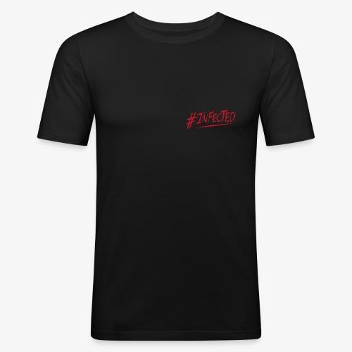 DEATHWISH_infected - Männer Slim Fit T-Shirt