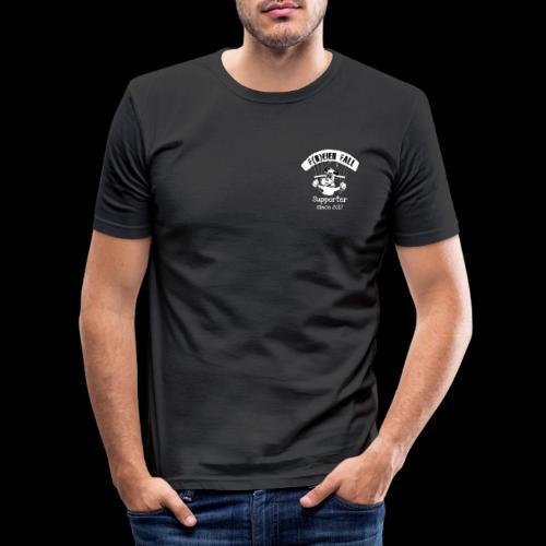 Support naked - Männer Slim Fit T-Shirt