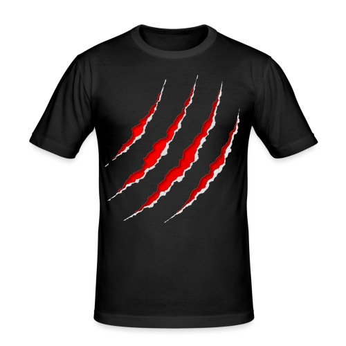 Scars - Herre Slim Fit T-Shirt