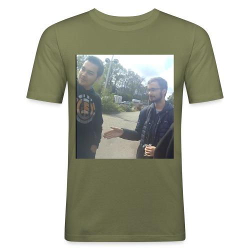 jpg - Men's Slim Fit T-Shirt