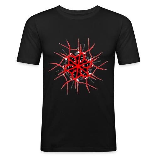 Firefray - Männer Slim Fit T-Shirt