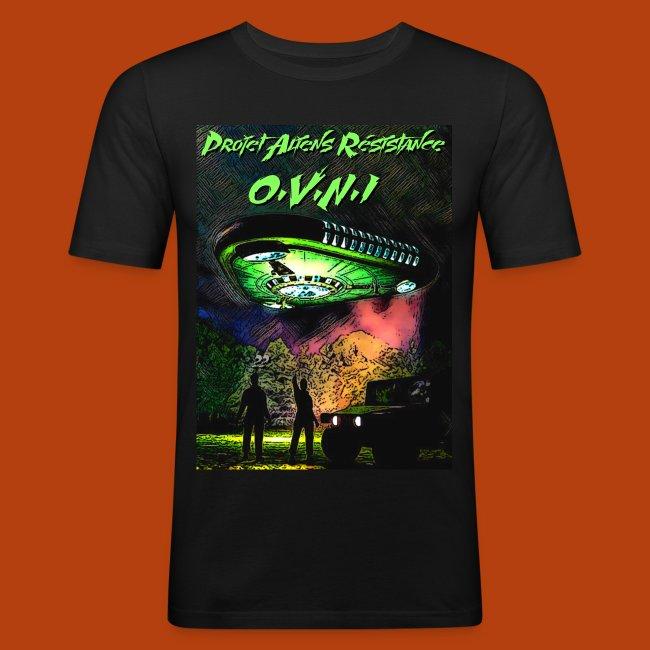 T Shirt ovni green 01