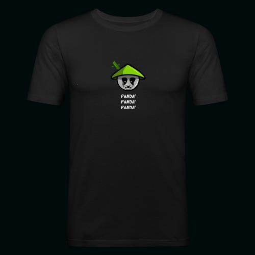 PANADAA png - Men's Slim Fit T-Shirt